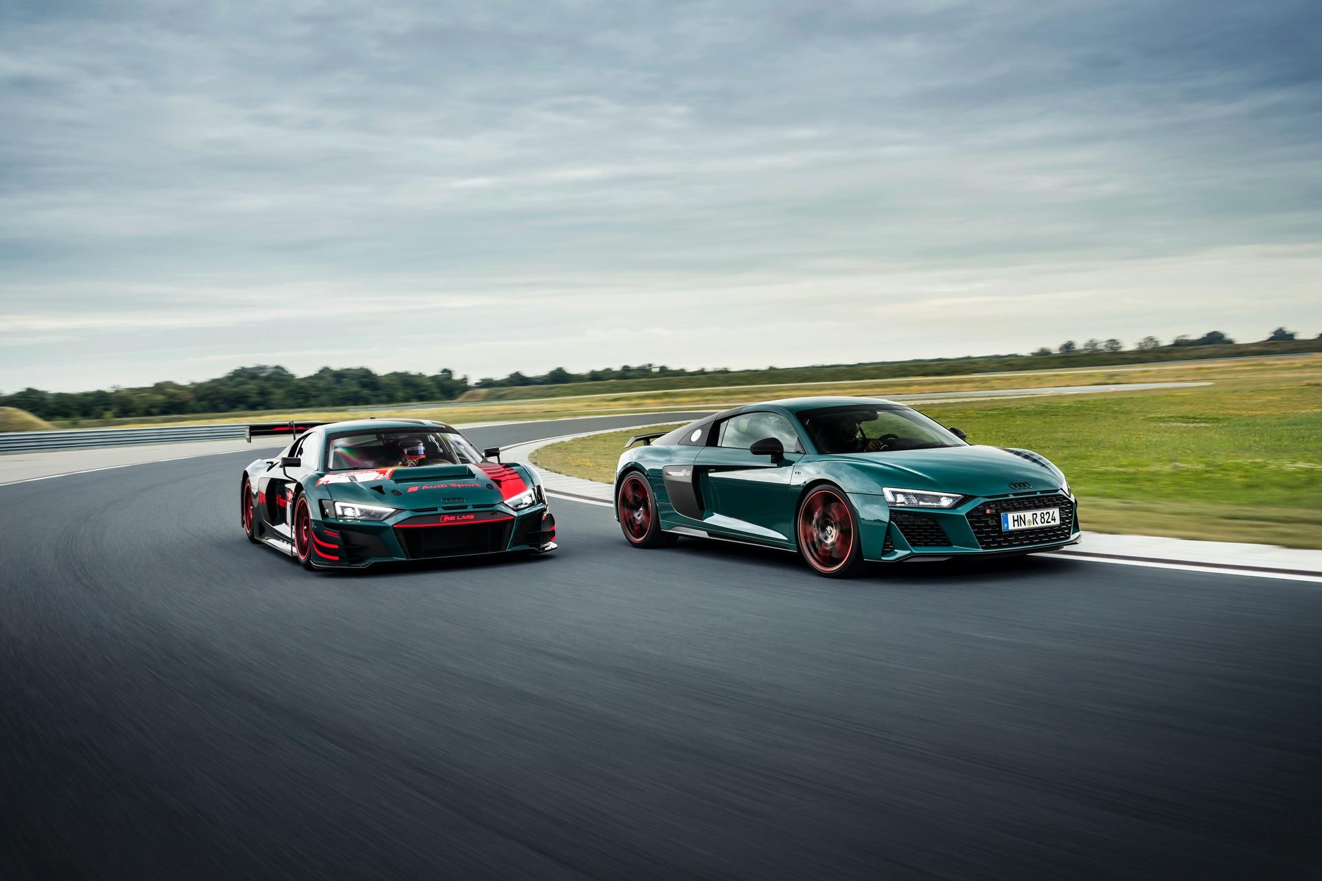 Audi R8 Green Hell Nurburgring