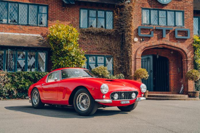 2020 Ferrari 250 SWB Revival