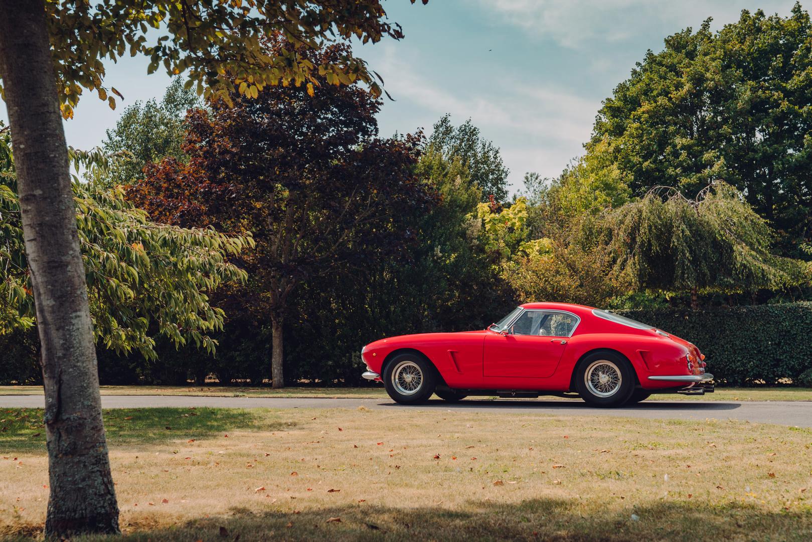 Ferrari 250 SWB Side