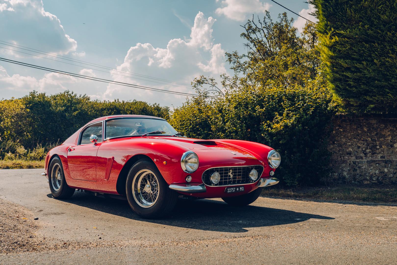 Ferrari 250 SWB Revival Review