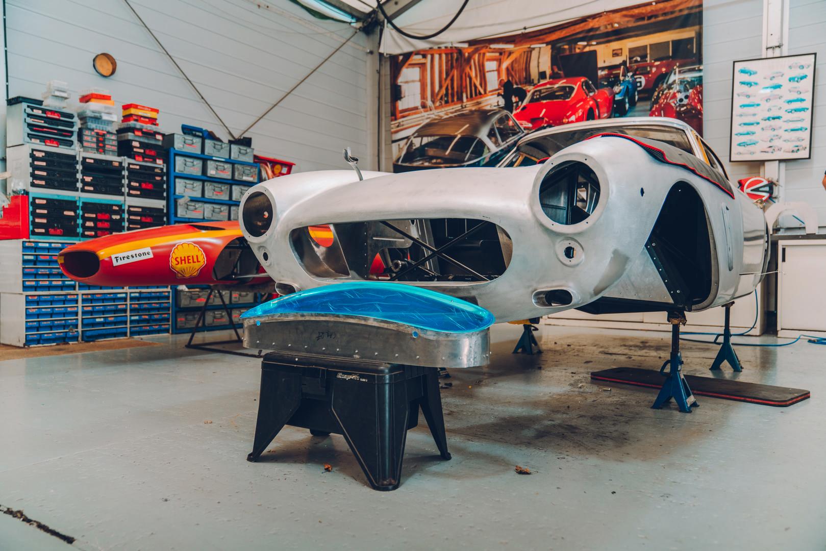 Ferrari 250 SWB Revival Restored