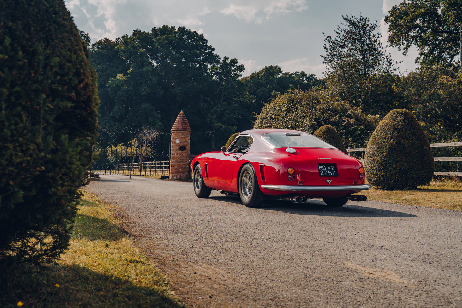 Ferrari 250 SWB Revival Specs