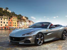 Ferrari Portofino M Front
