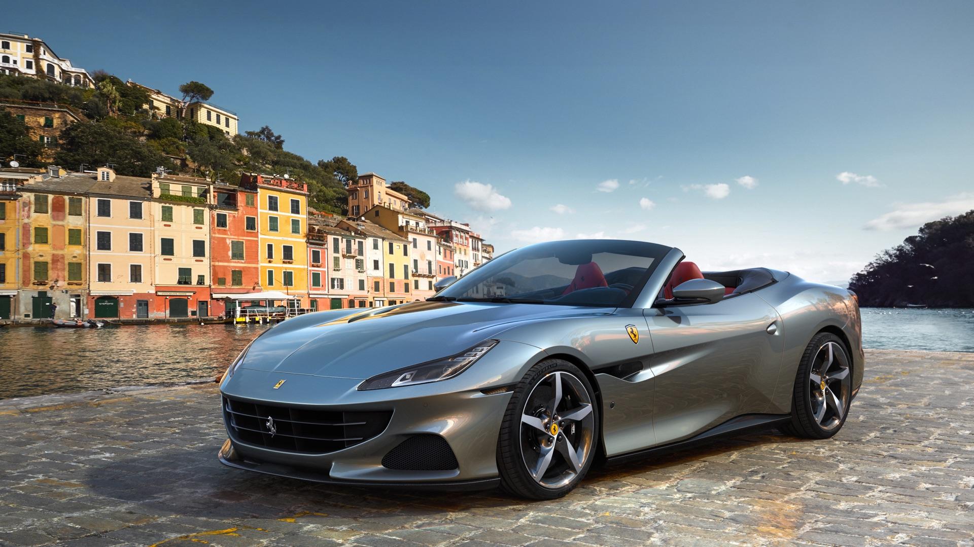 Ferrari Portofino M Brings More Power And Tech To