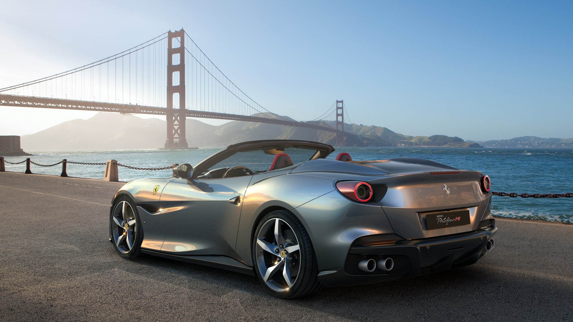 Ferrari Portofino M revealed: Entry-level convertible gains power boost