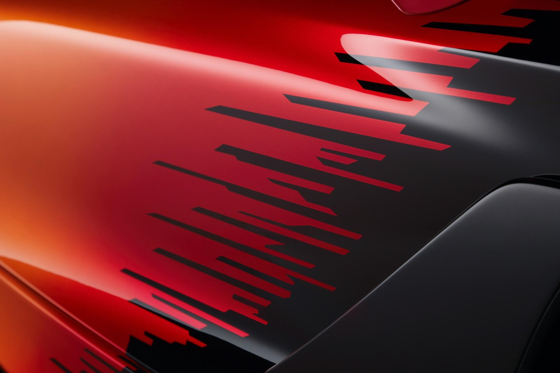 MSO McLaren 765LT Strata Paint Blend