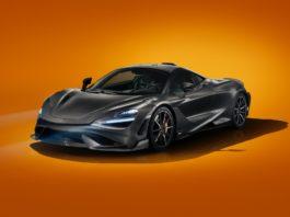 MSO McLaren 765LT Carbon Front