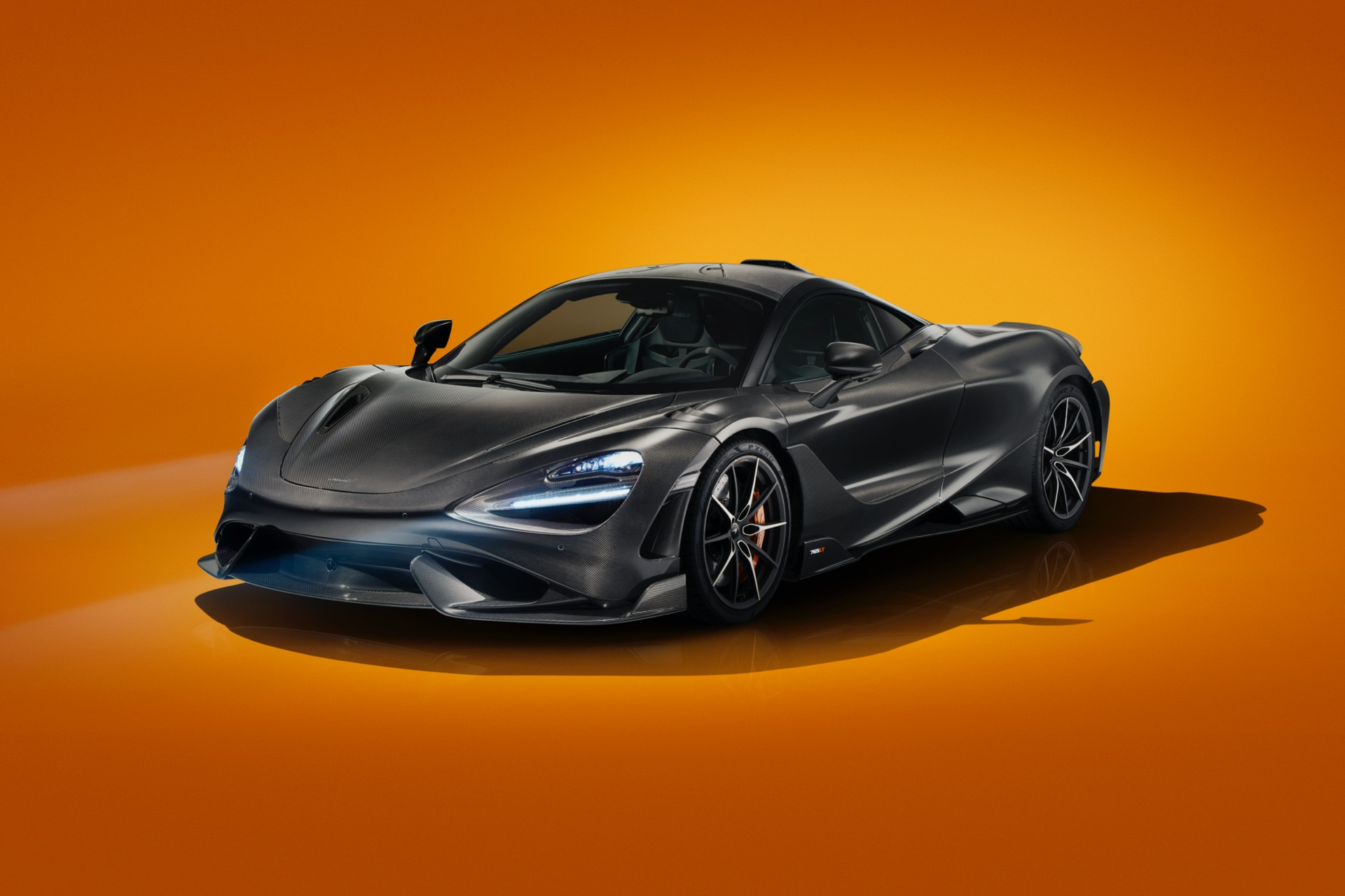 McLaren 765LT Sold Out for 2020, Performance Statistics Revised