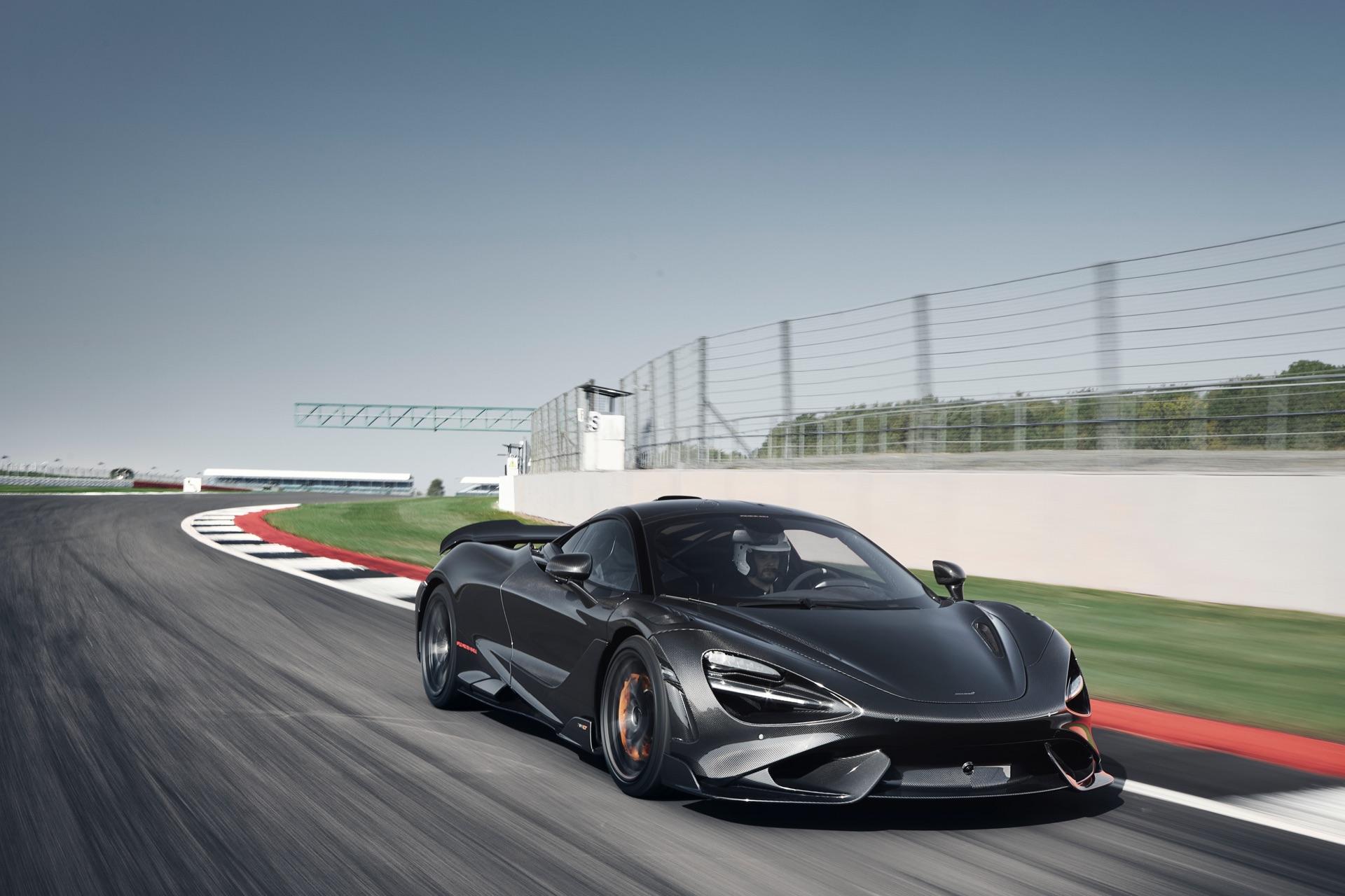 MSO McLaren 765LT Geohex Front