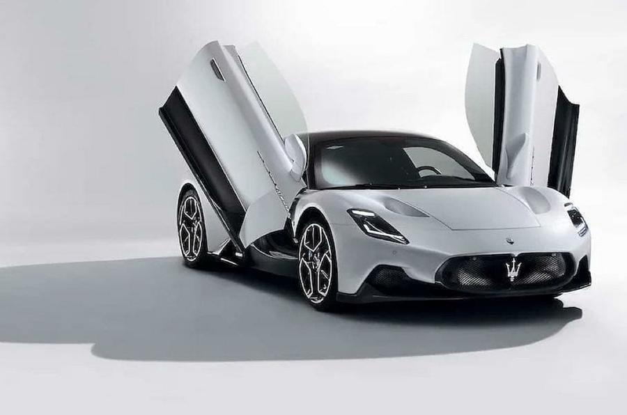 Maserati unveils first supercar it wholly-developed