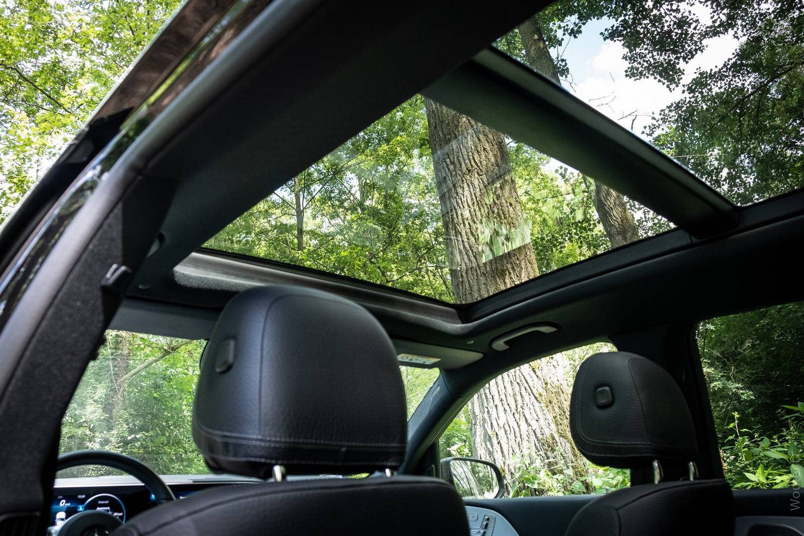 Mercedes-Benz GLS 400d Panoramic Roof