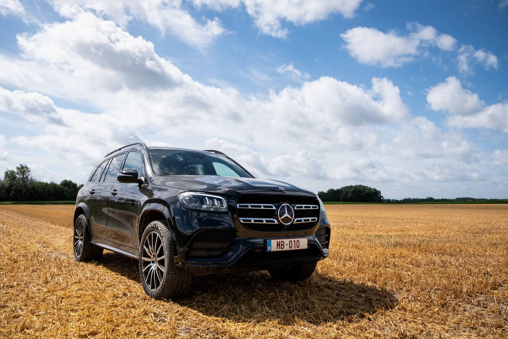 Mercedes-Benz GLS 400d Review