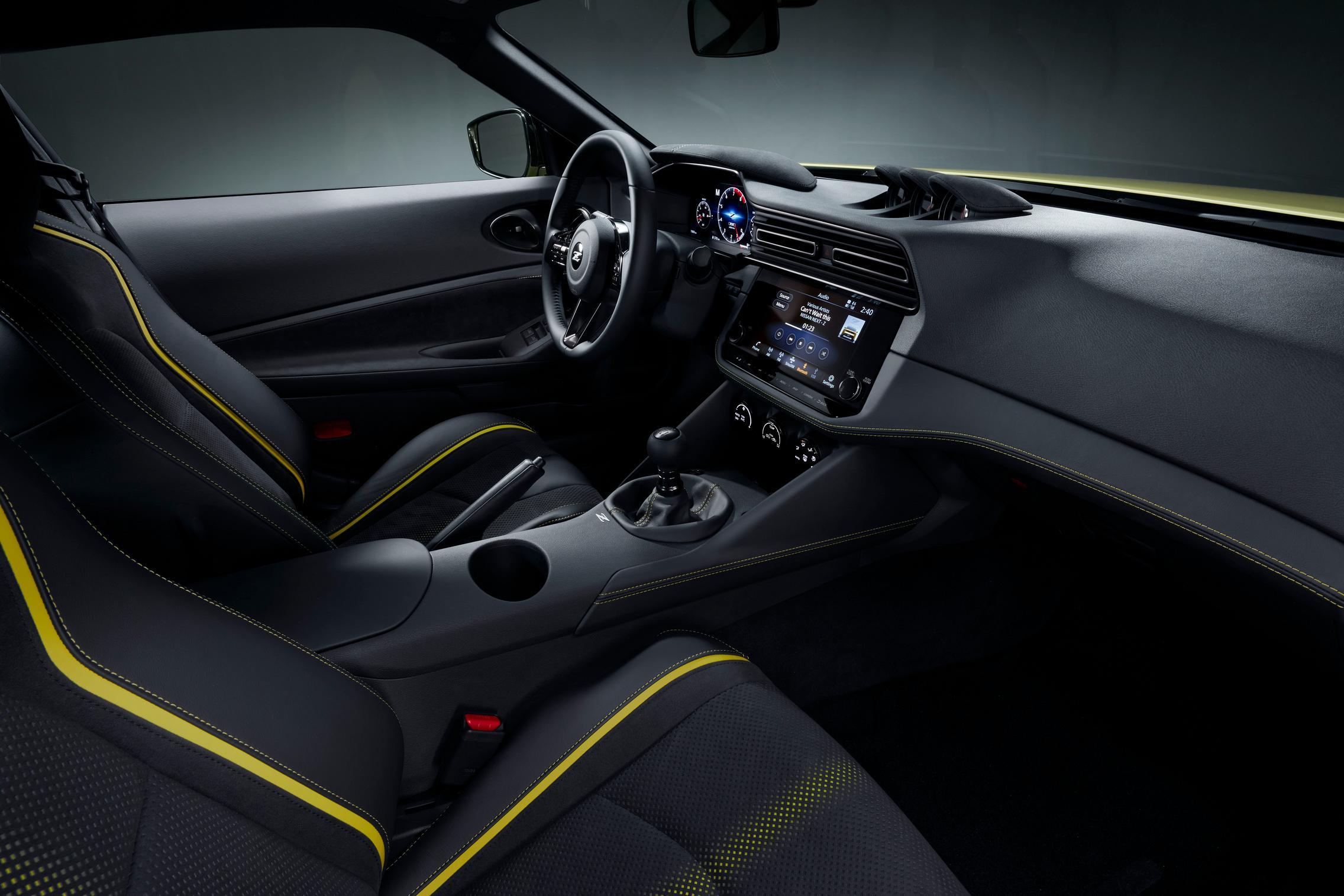 Nissan Z Proto Cabin