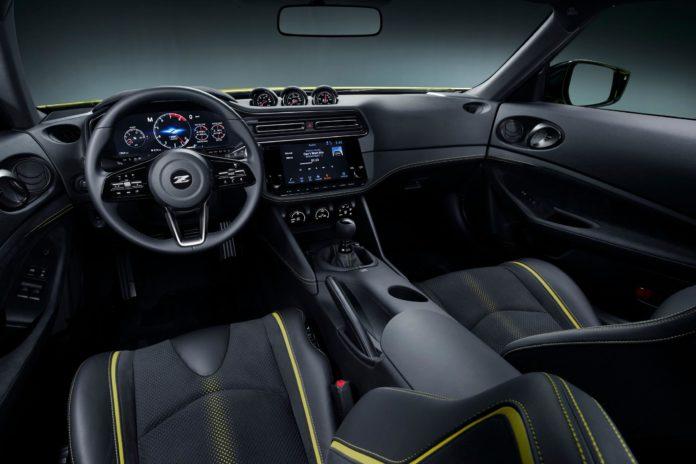 Nissan Z Proto  7th Generation Z Car Announced