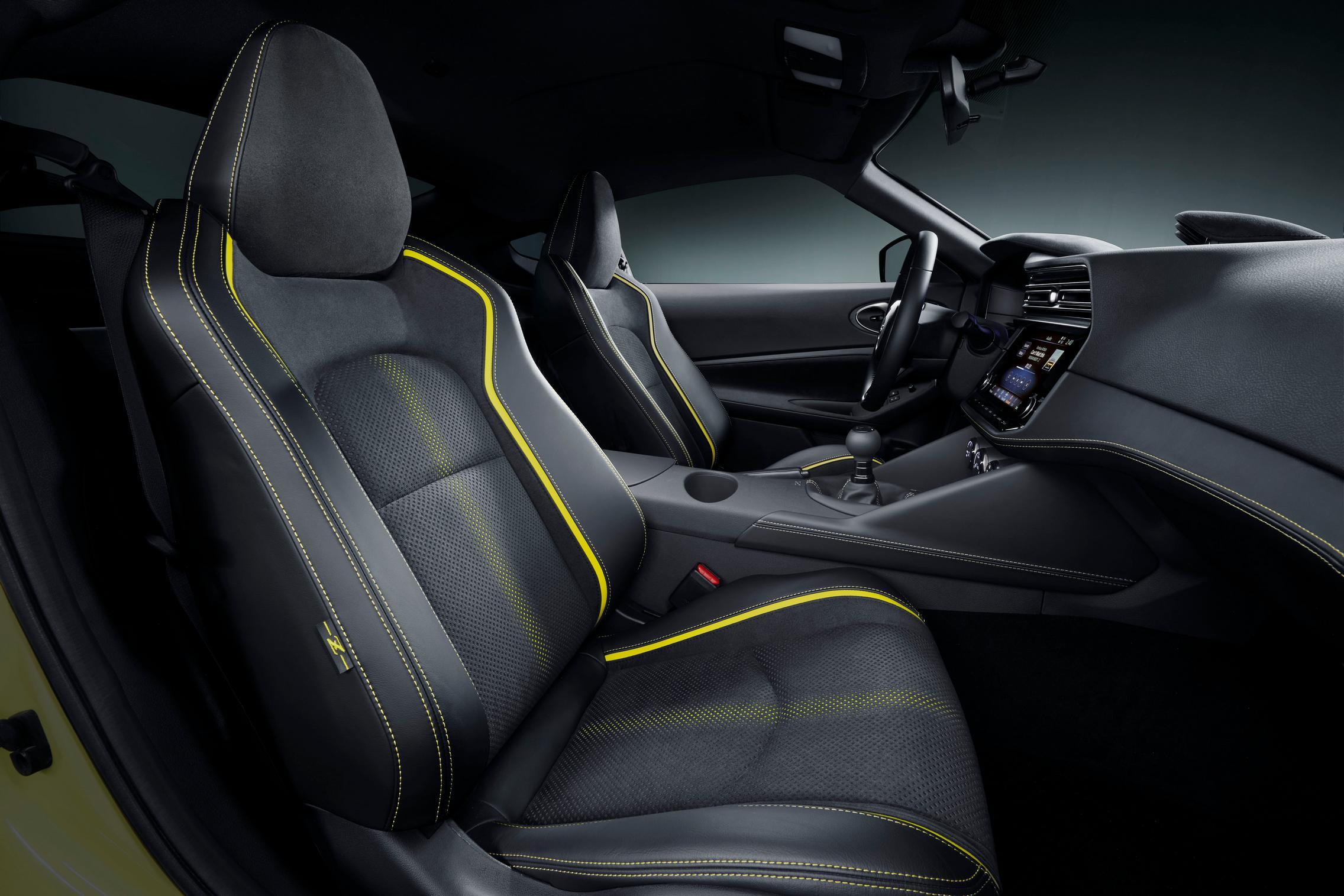 Nissan Z Proto Seats
