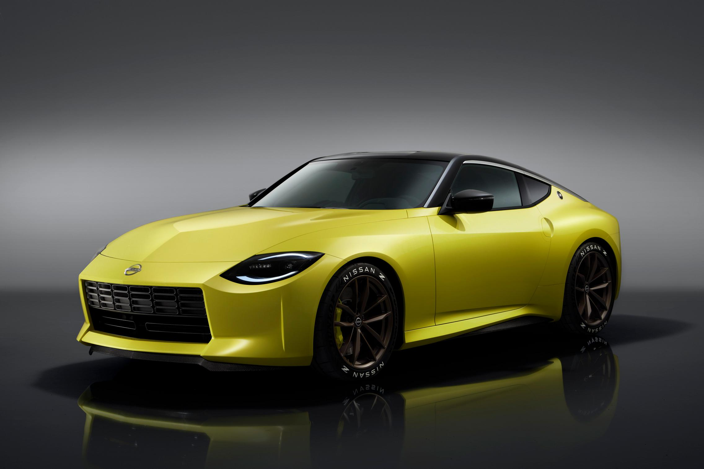 Nissan Z Prototype