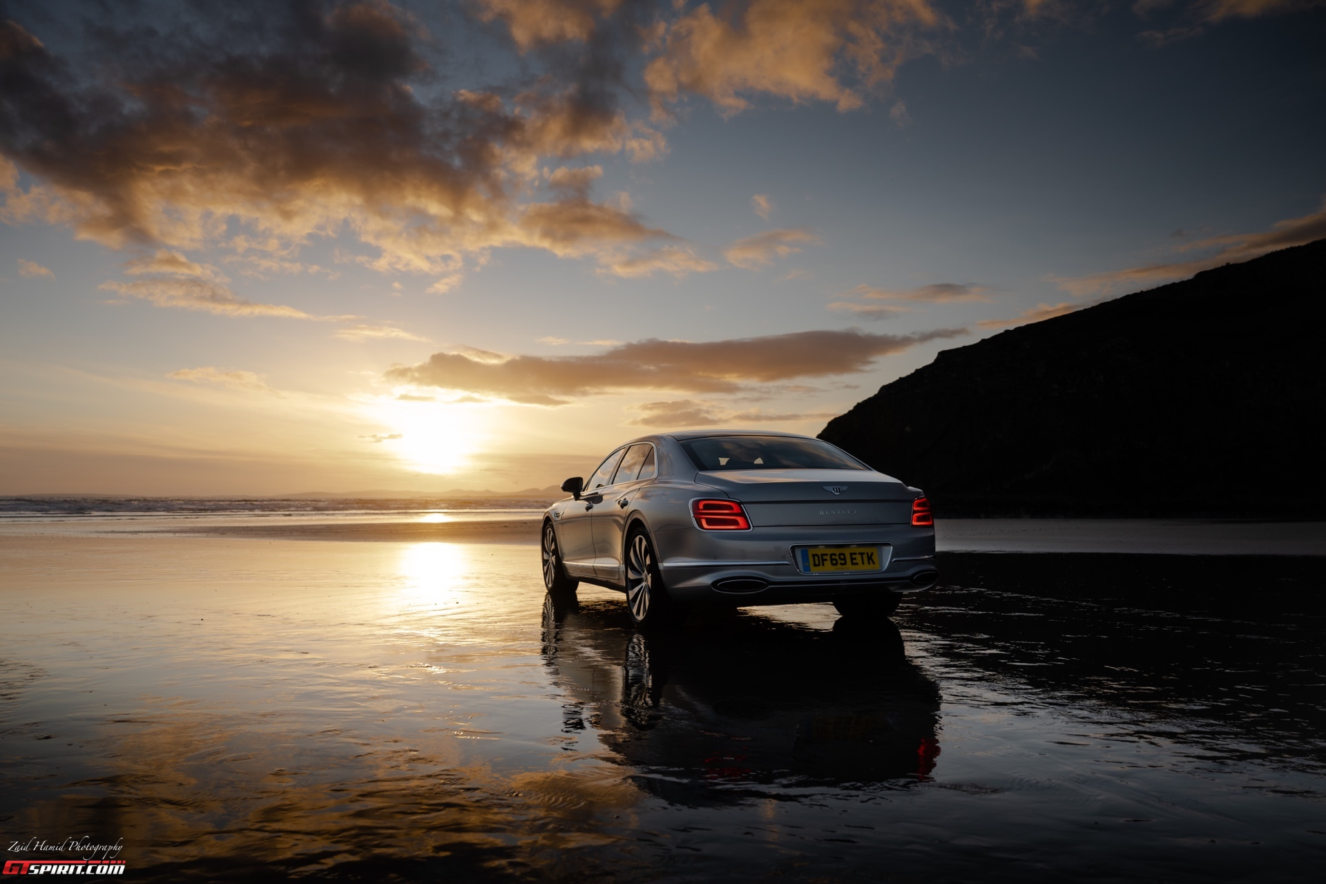 Special Report: Exploring The UK In The 2020 Bentley Flying Spur