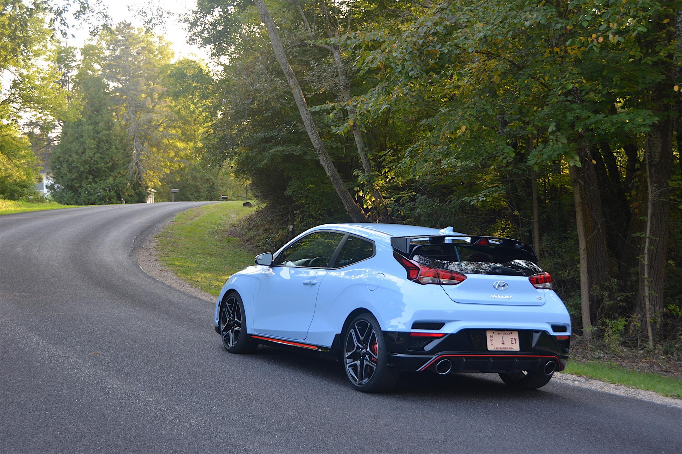 2020 Hyundai i30 N