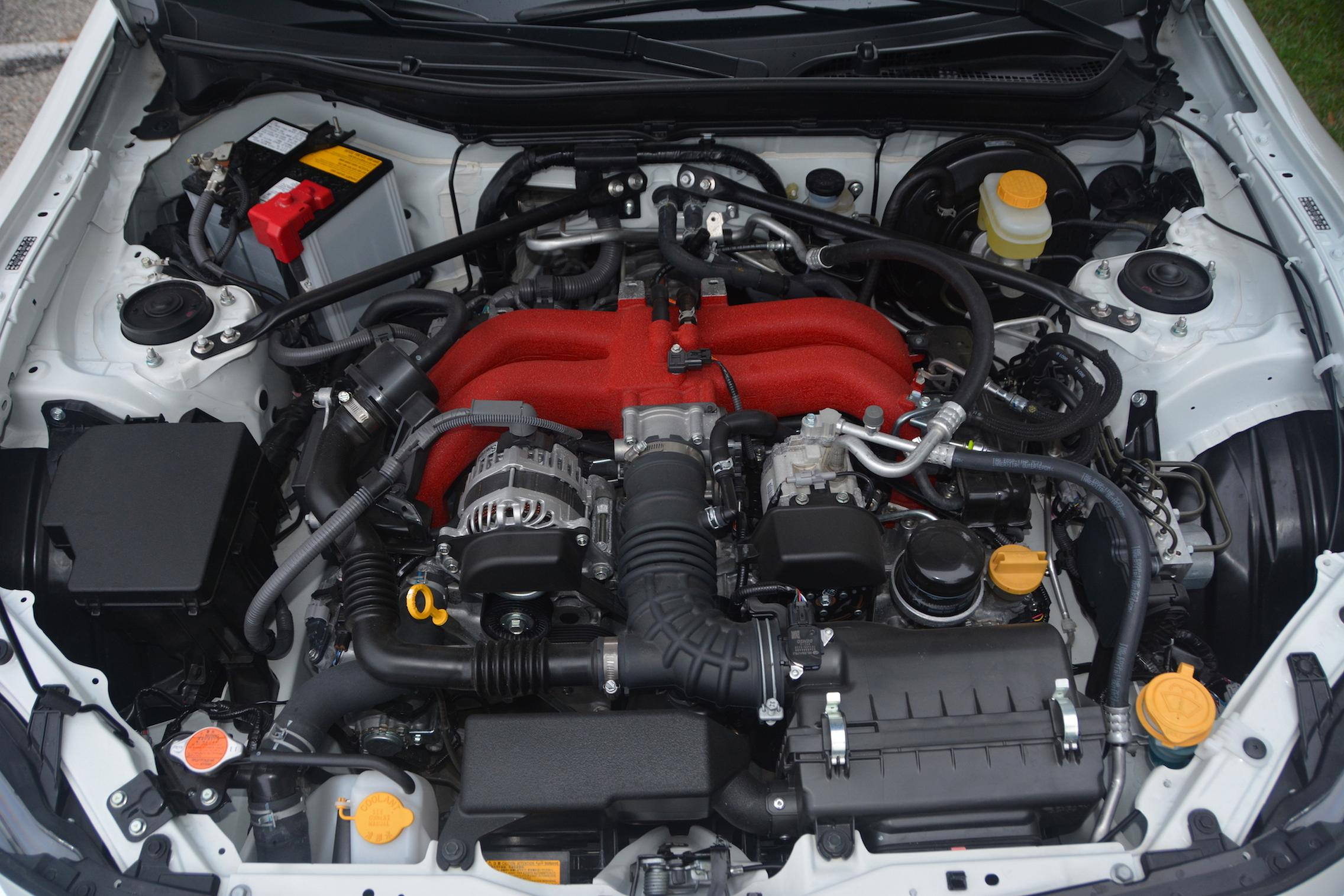 2020 Toyota 86 GT TRD Engine