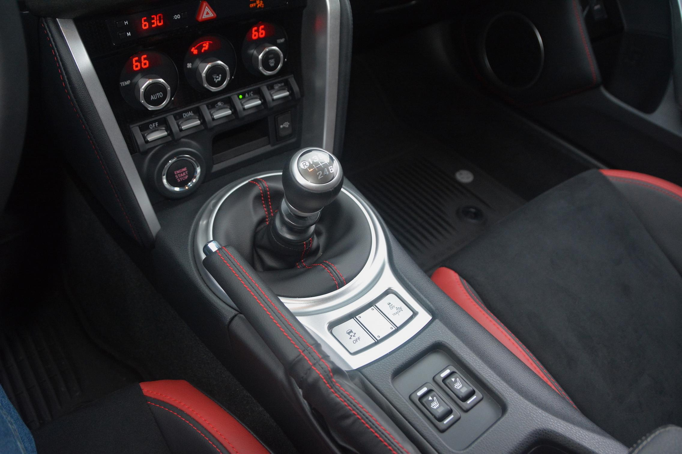 2020 Toyota 86 GT TRD Manual Gear