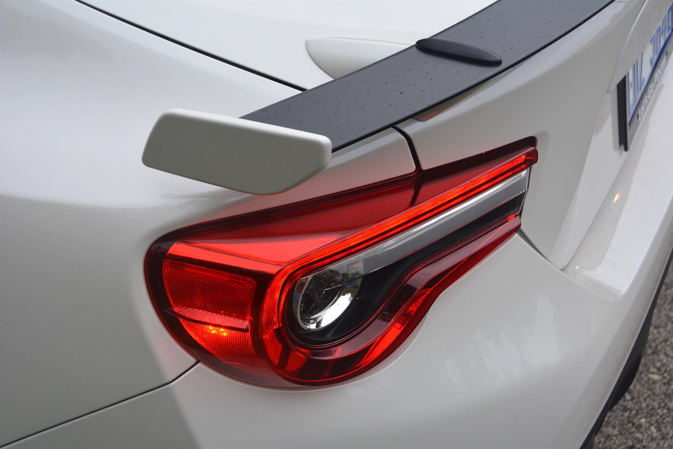 2020 Toyota 86 GT TRD Rear Light
