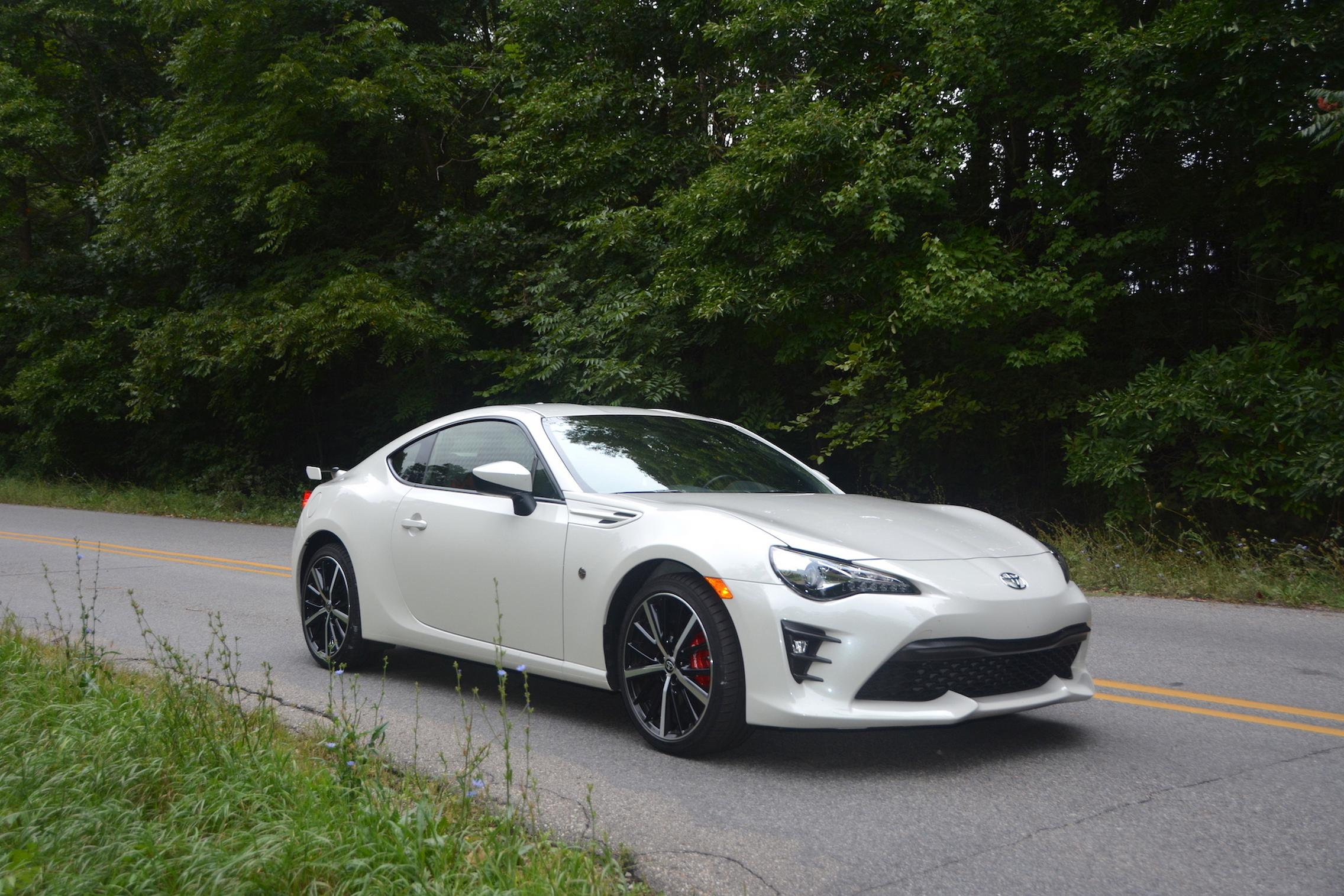 2020 Toyota 86 GT TRD Review