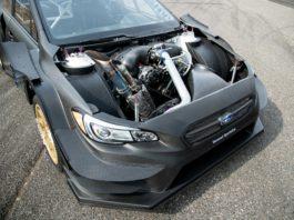 2020 Gymkhana Subaru WRX STI
