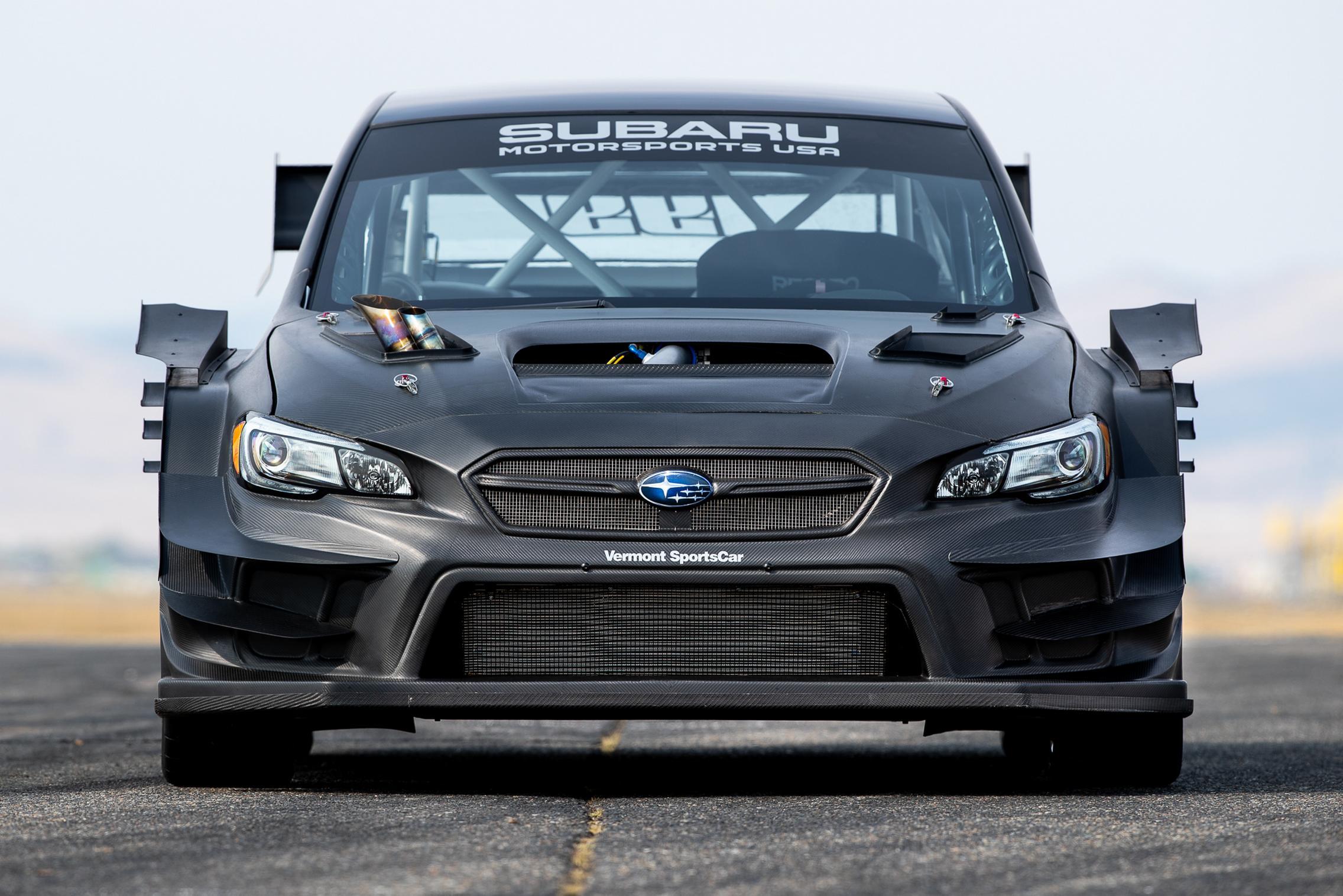 2020 Gymkhana Subaru WRX STI Front