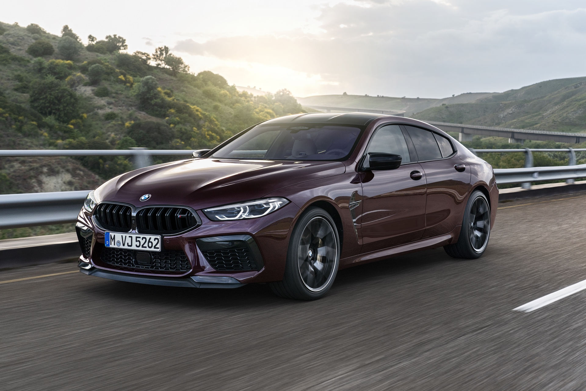 2020 BMW M8 Competition Gran Coupé Review