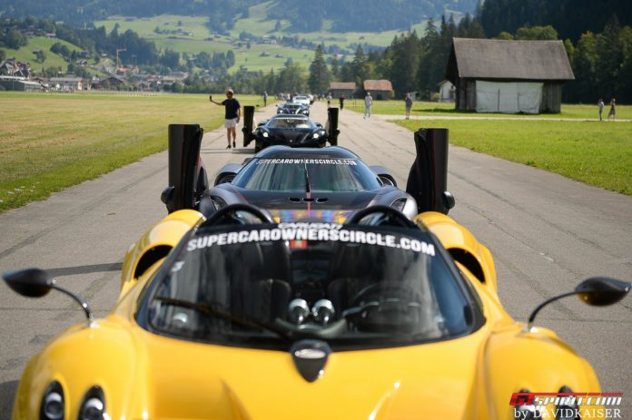 Supercar Owners Circle goes to Gstaad: Annual Hypercar Meeting 2020