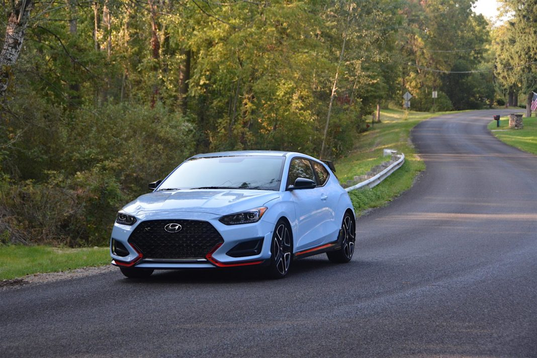 Hyundai Veloster N Review