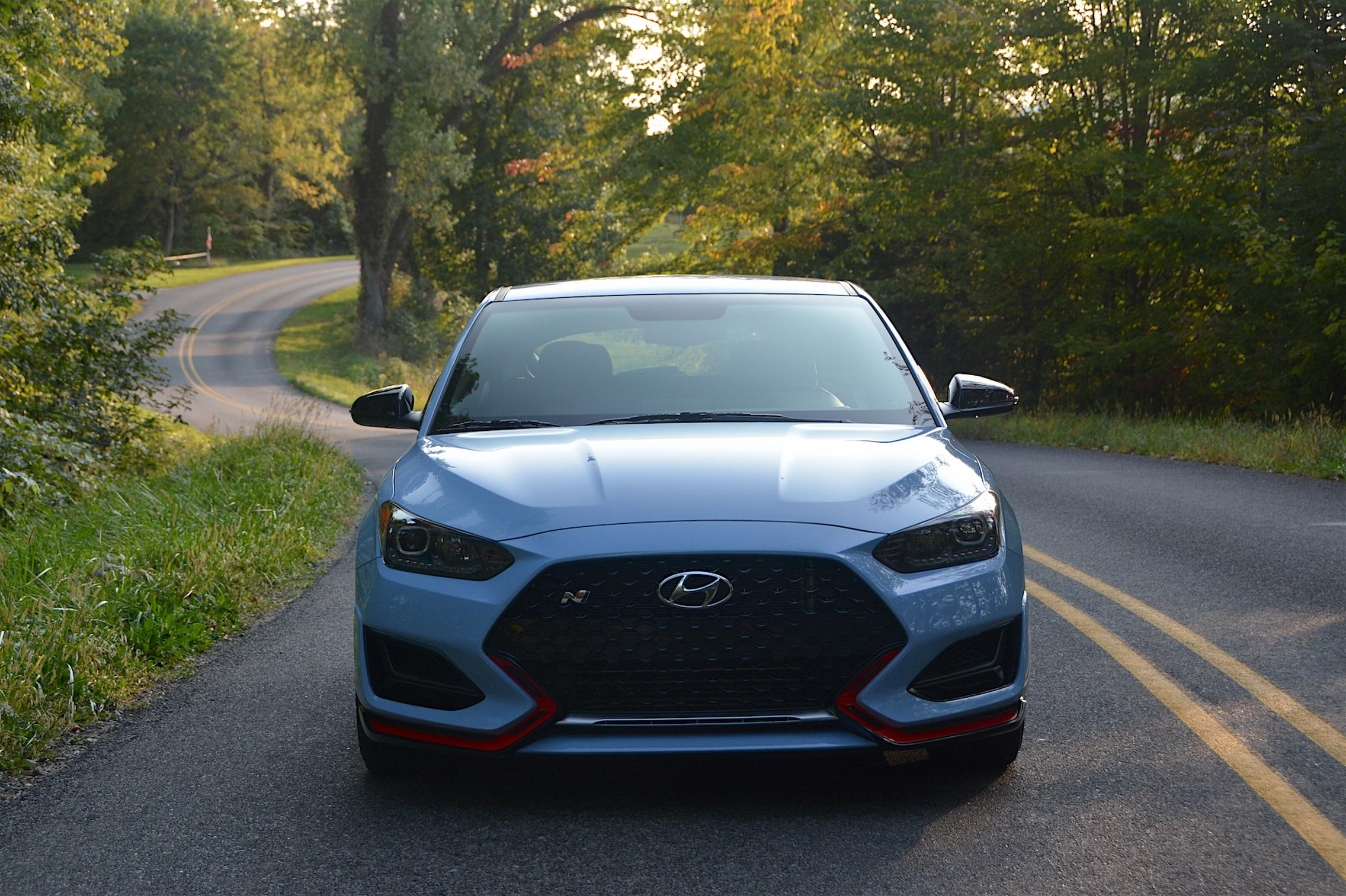 Hyundai Veloster N Front