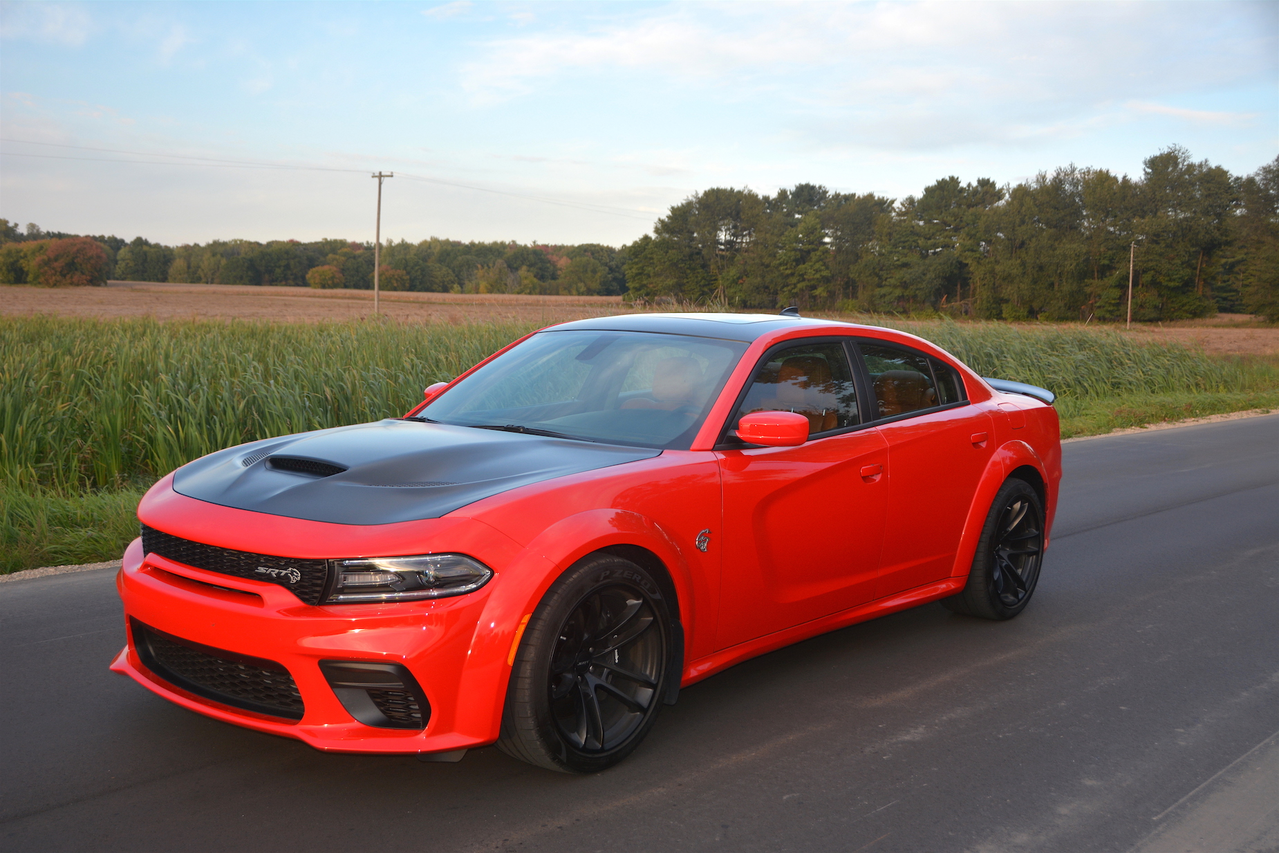 Dodge Charger SRT Hellcat Widebody Review
