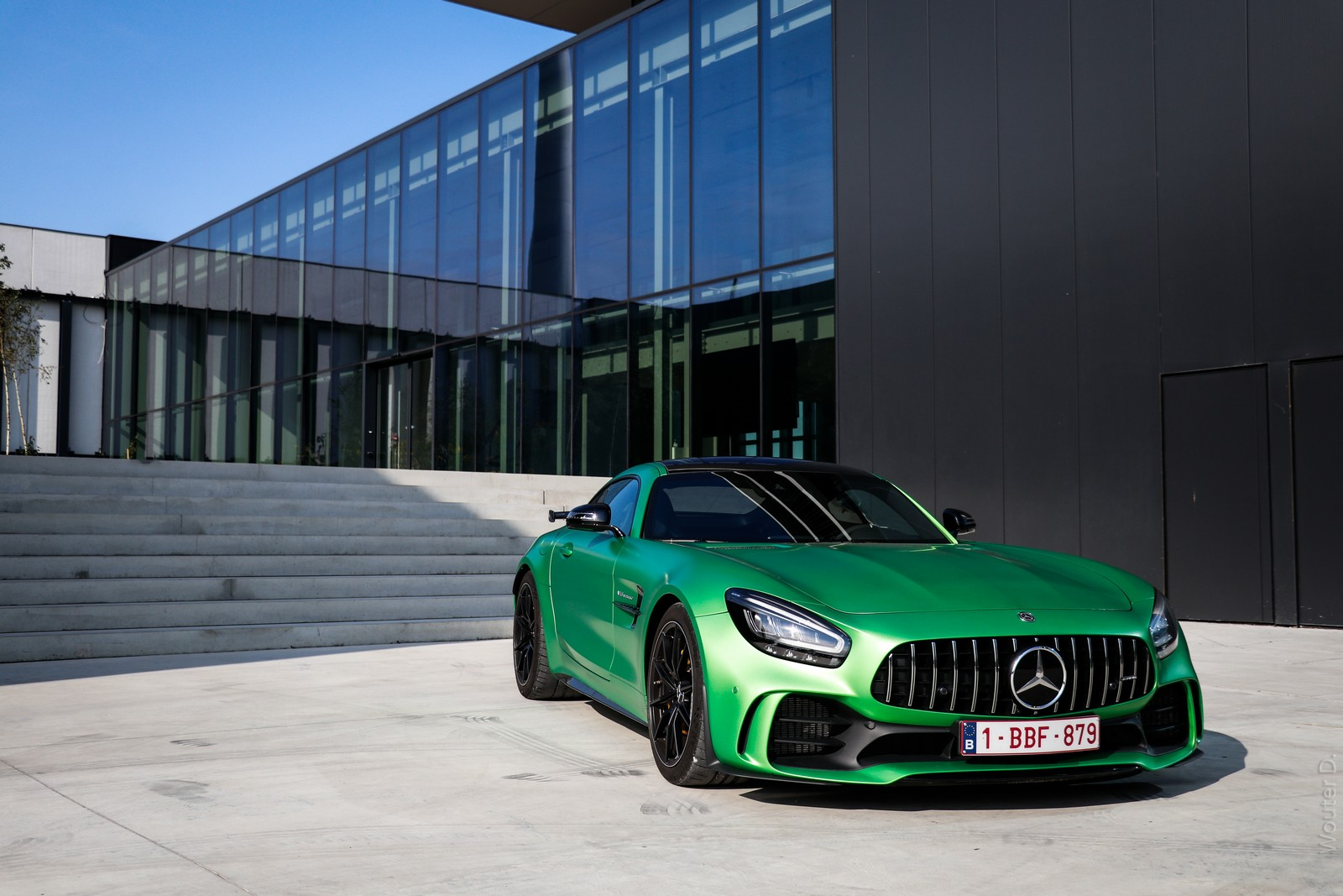 Mercedes AMG GT-R Specs