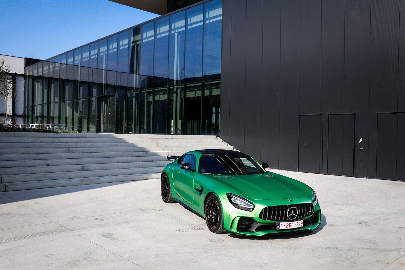 Mercedes AMG GT-R Price