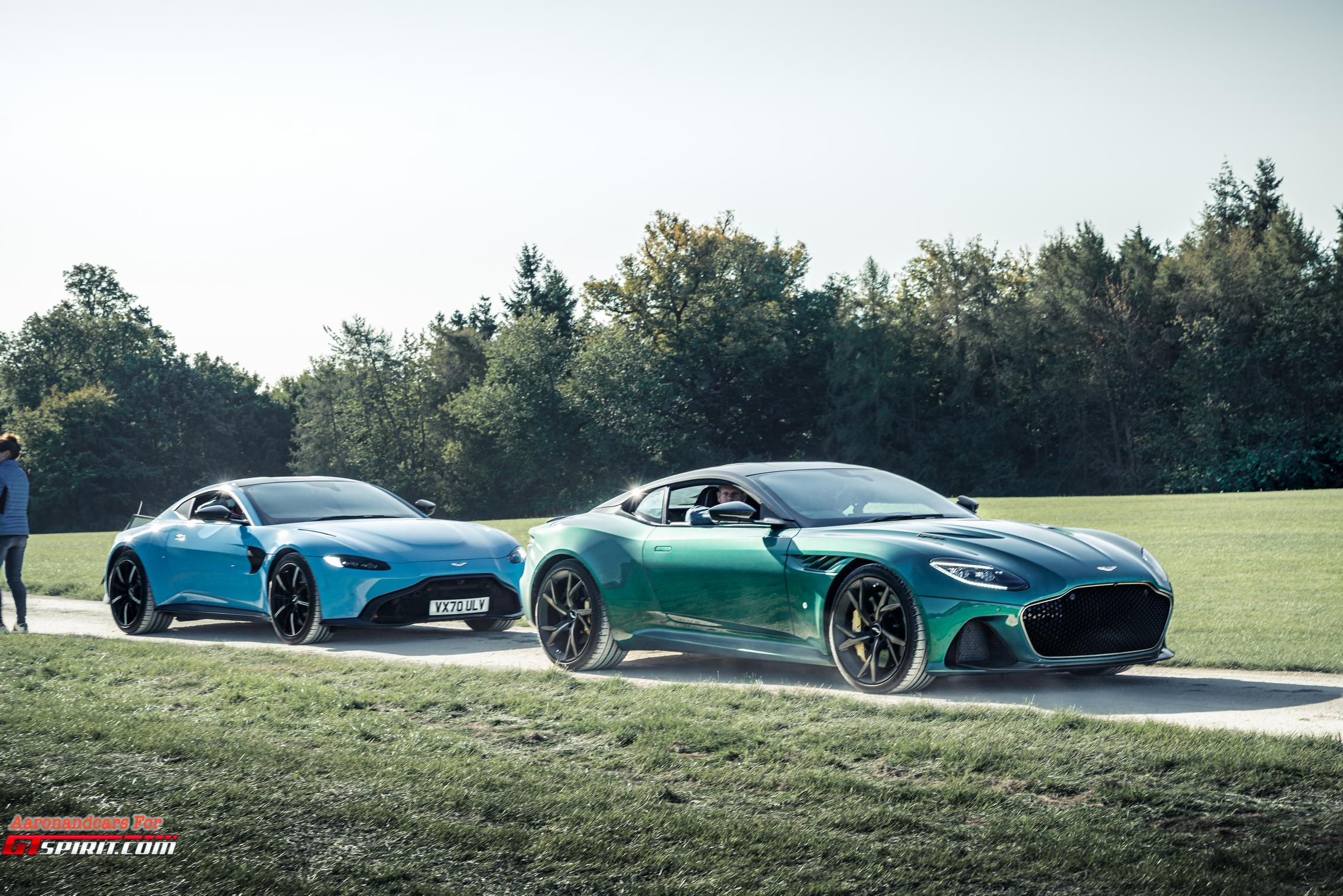 Salon Prive 2020 Aston Martin DBS