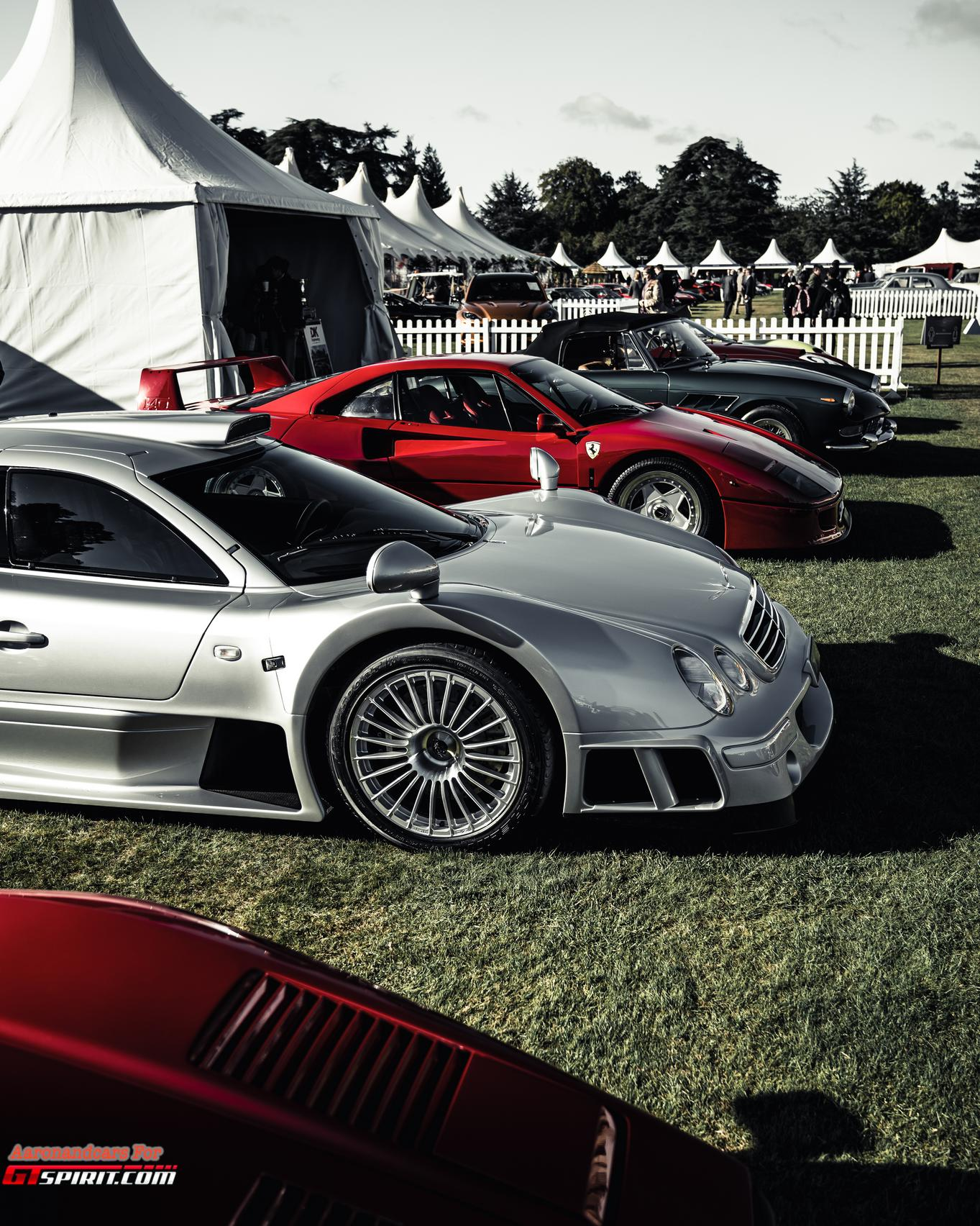 Salon Prive 2020 CLK GTR