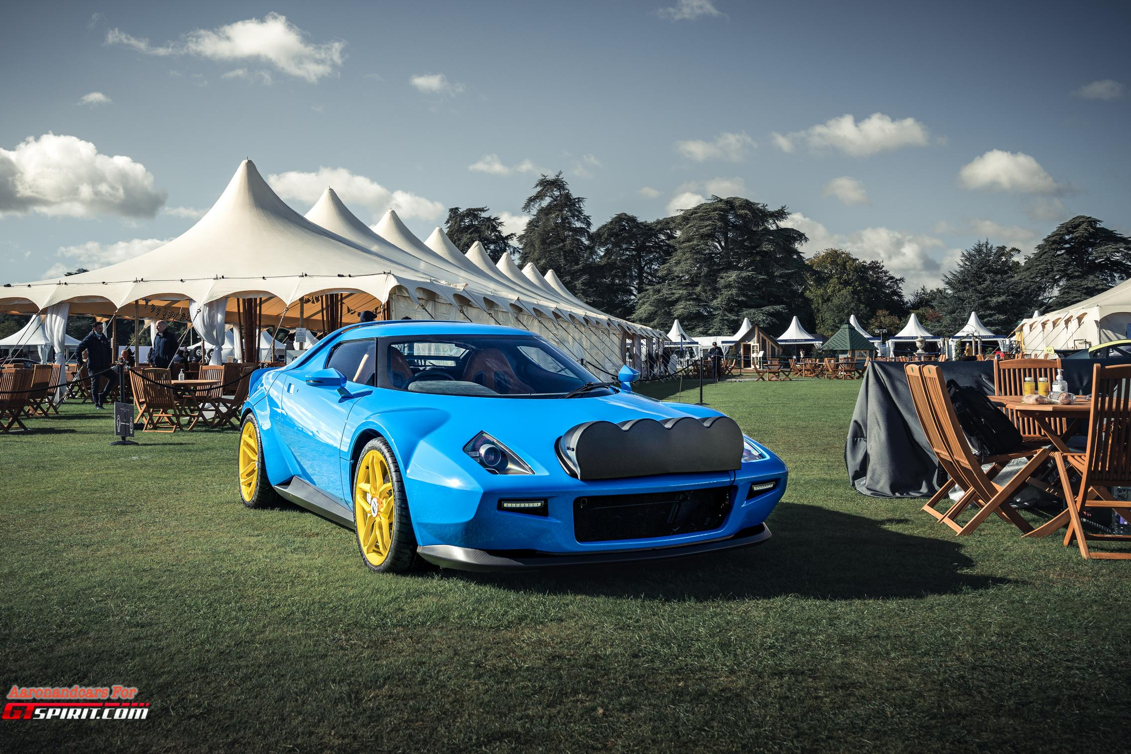Salon Prive 2020 Lancia