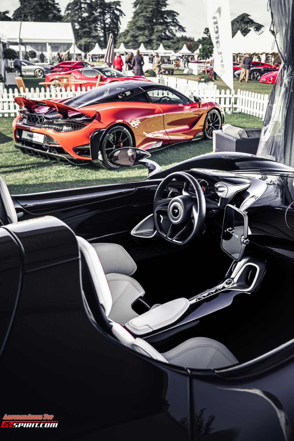 Salon Prive 2020 McLaren 765LT