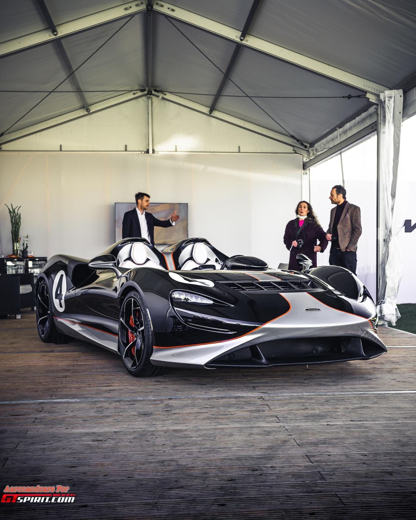 Salon Prive 2020 McLaren Elva
