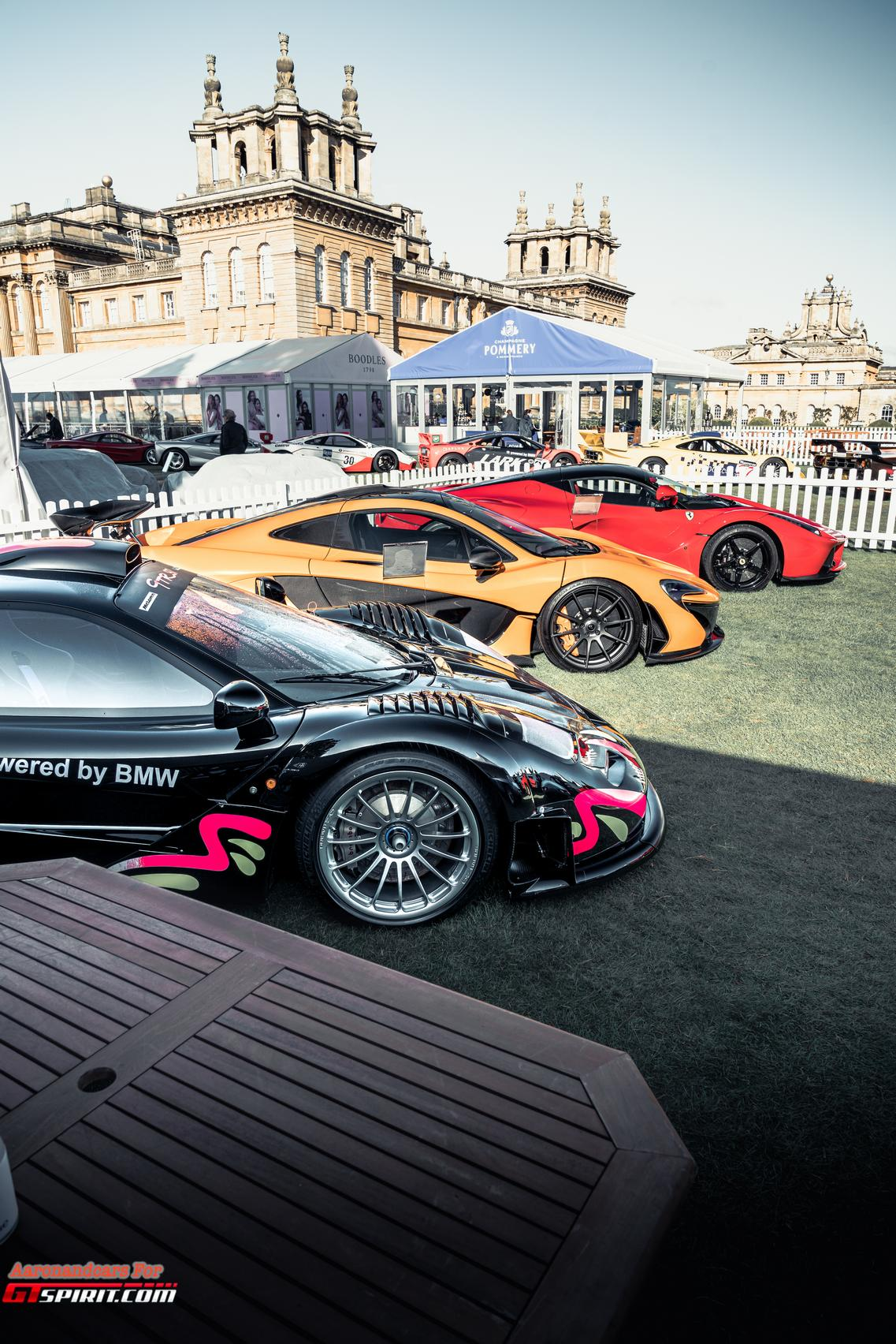 Salon Prive 2020 McLaren F1 GTR