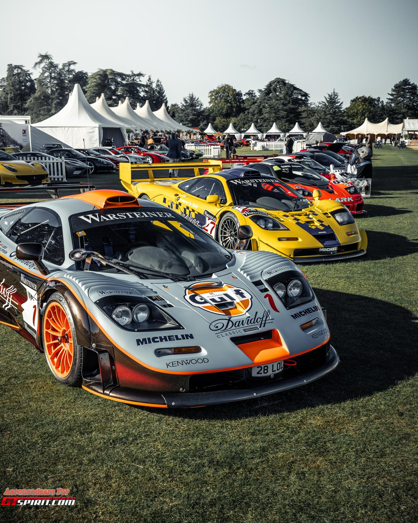 Salon Prive 2020 McLaren F1
