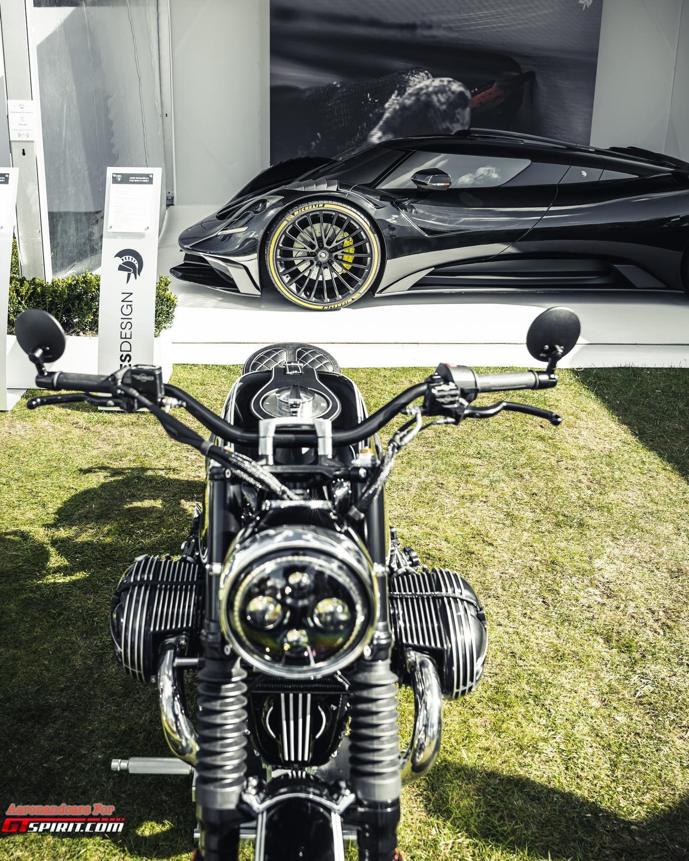 Salon Prive 2020 Motorcycle