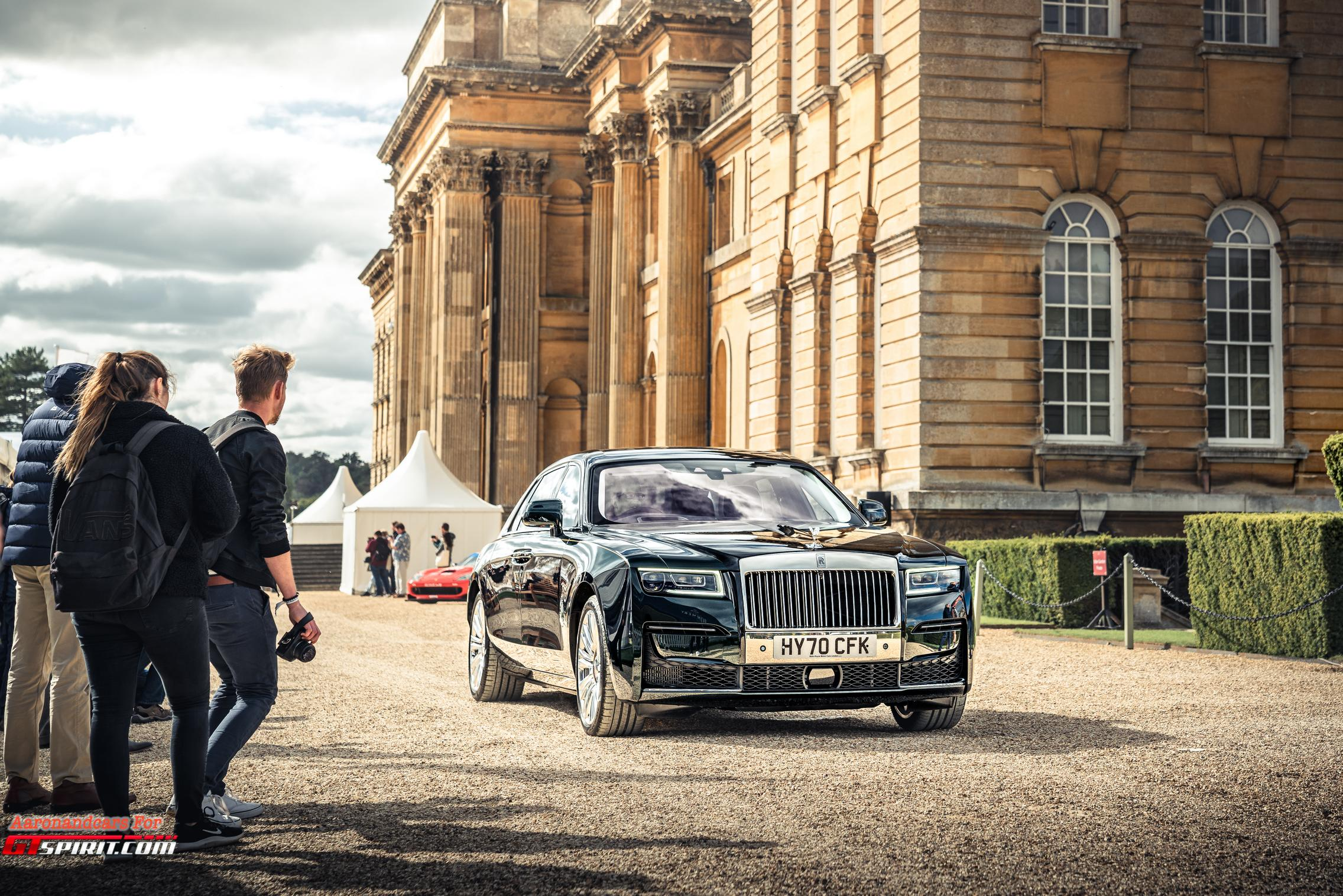 Salon Prive 2020 New Ghost