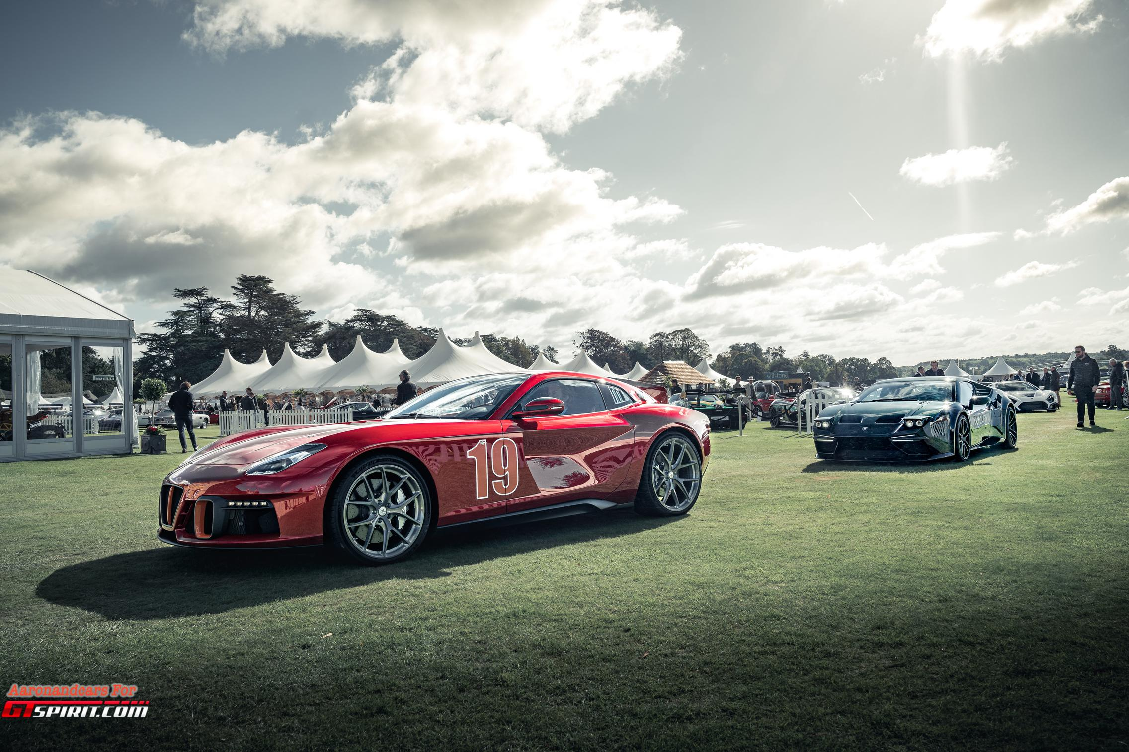 Salon Prive 2020 Superleggerqa Aero 3