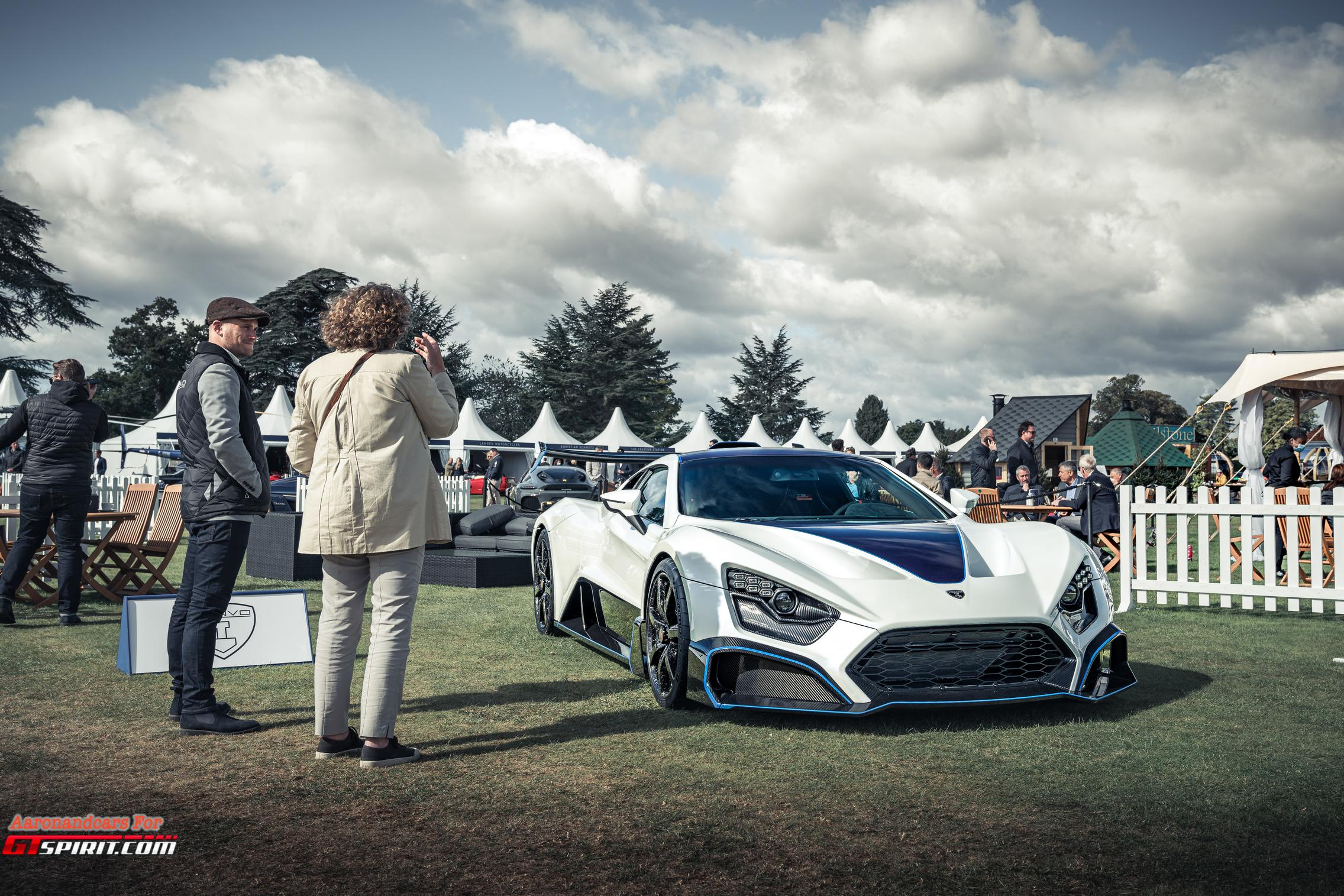 Salon Prive 2020 Zenvo