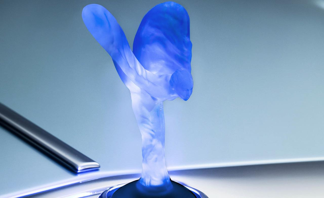 EU Morons: Illuminated Rolls-Royce Spirit Of Ecstasy Banned by Politicians