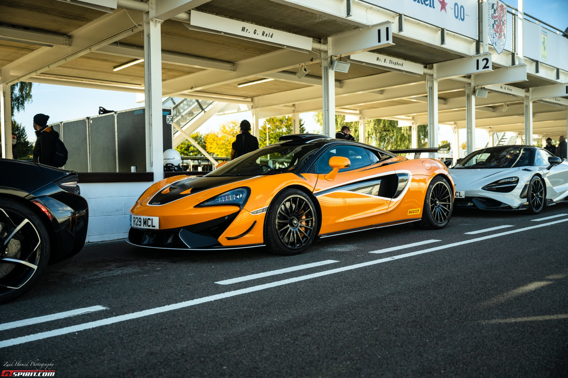McLaren 620R Track Review