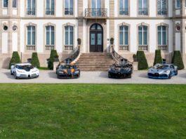 Bugatti Models