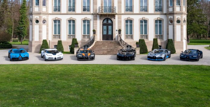 Bugatti will Collect Over $800 Million from Buyers of these 7 Models